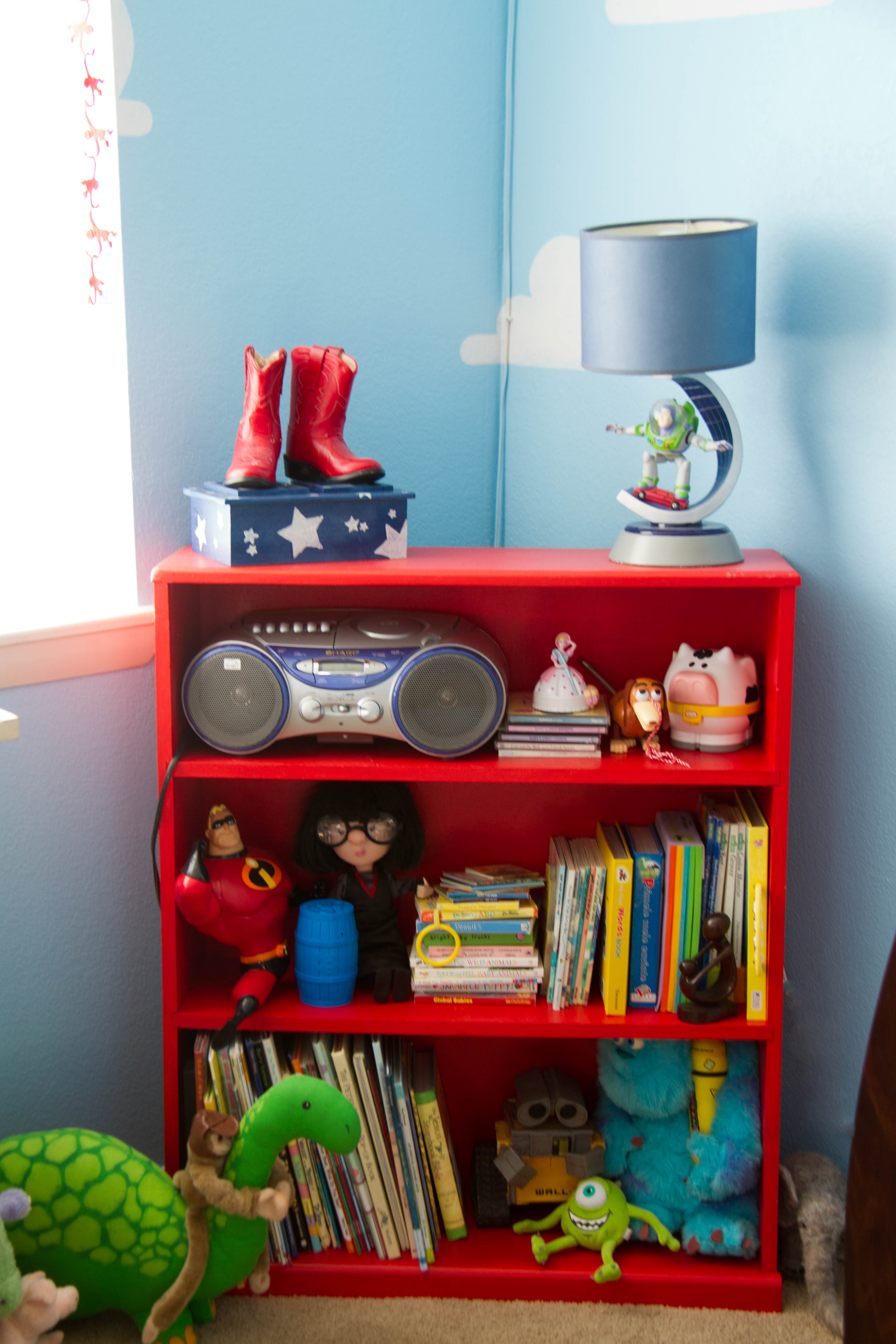 Bedroom Ideas: Toy Story Room Ideas By Living Lullaby Designs