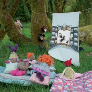 shaddow puppet theater