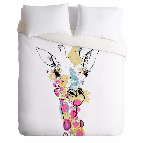 DENY-Designs-Casey-Rogers-Lightweight-Giraffe-Color-Duvet-Cover-13969-dli