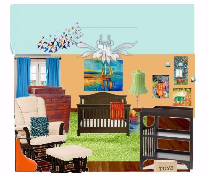 Baby Cook's Nursery
